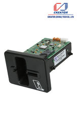 Manual Insert Dip Card Reader , IC/RFID card read/write, Magnetic card read for ATM Card Reader